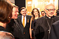 Ignacio Arsuaga y Gádor Joya con monseñor Martínez Camino y el mardenal Sebastián.jpg
