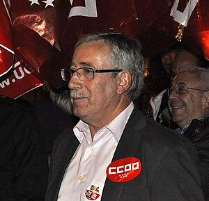 Ignacio Fernández Toxo - Image: Ignacio Fernández Toxo (2012)