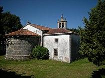 Igrexa de Santa María de Sendelle, Boimorto.jpg