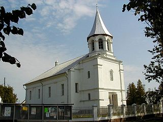 Ilūkste Town in Daugavpils District, Latvia
