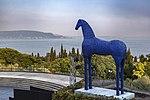 Il cavallo blu di Mimmo Paladino.jpg