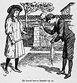 Illustrations by K. M. Skeaping for the Holiday Prize by E. D. Adams-pg-022-He Bowed low to Amabel.jpg