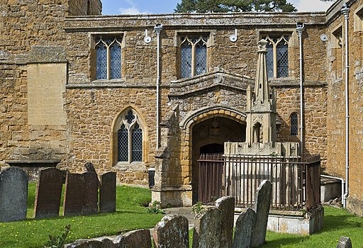 Ilmington, St. Marys, Warwickshire