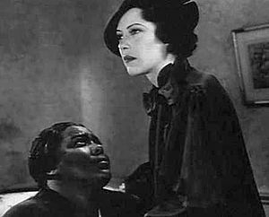 Fredi Washington - Louise Beavers and Fredi Washington in Imitation of Life (1934)