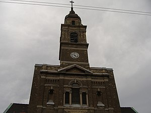 Church of the Immaculate Conception (Chicago) - The Church of the Immaculate Conception in Chicago.