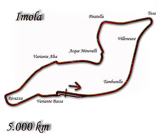1980 Italian Grand Prix Formula One motor race held in 1980