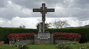 Bazeilles - The War Memorial