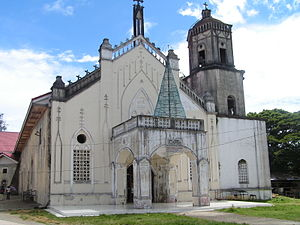 Inabanga, Bohol - Roman Catholic Church, Inabanga