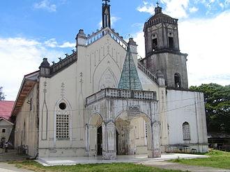 Inabanga, Bohol - Roman Catholic Church, Inabanga