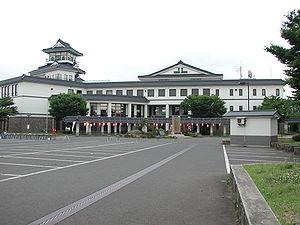 Inakadate, Aomori - Inakadate Village Hall