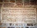 Informació gravada sobre els claustres de l'església dels jesuïtes d'Arequipa.jpg