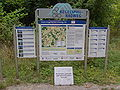 Informationstafel am ehemaligem Bahnhof Leibolz (Eiterfeld).JPG