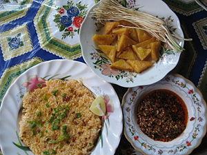 Inle dish