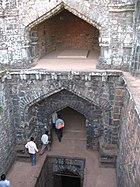 Insite Panhala fort