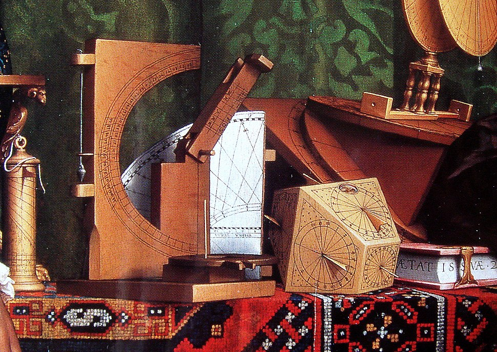 Instruments in the Ambassadors