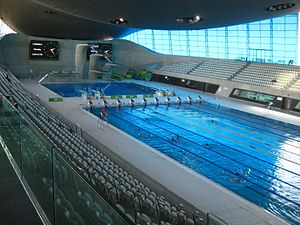 2016 European Aquatics Championships - London Aquatics Centre