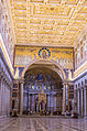 Interior of Basilica of Saint Paul Outside the Walls 13.jpg
