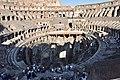 Interior of Colosseum, Rome, Italy (Ank Kumar) 03.jpg