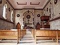 Interior of royal chapel at Rova of Antananarivo Madagascar 2013.JPG