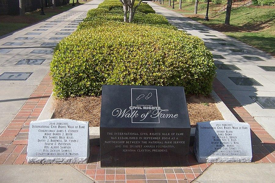 International Civil Rights Walk of Fame