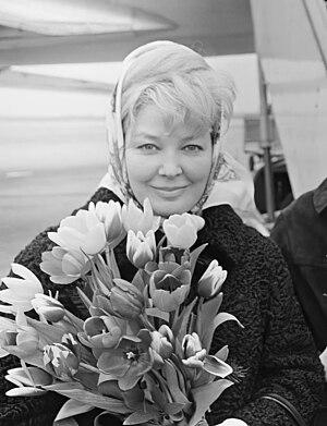 Irina Skobtseva - Irina Skobtseva in 1966