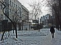Irkutsk. February 2013. Cinema Barguzin, regional court, bus stop Volga, Diagnostic Center. - panoramio (35).jpg