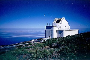 Dynamic Structures - Image: Isaac Newton Telescope, La Palma, Spain