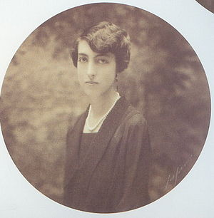 Princess Isabelle of Orléans