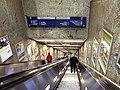 Isartor S-Bahn - escalators.jpg