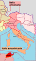 Italia Dioceses in 400 AD.png