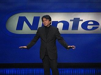 Wii Sports - Satoru Iwata at Nintendo's 2006 E3 press conference