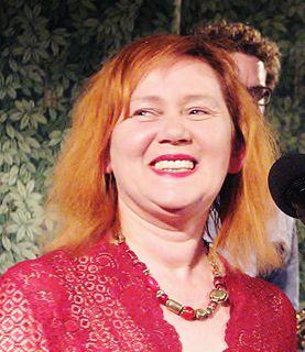 Merle Jääger Estonian actress and poet