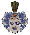 Jägerskiöld-aatelissuvun vaakuna.PNG