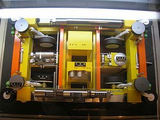 SCMaglev - MLX01 maglev train Superconducting magnet bogie