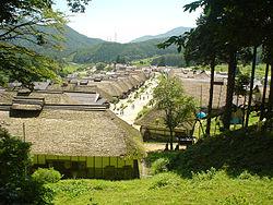 大内宿(日语:大内宿)