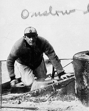 Jack Onslow - Onslow with the Detroit Tigers (1912)