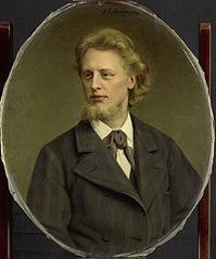 Portrait of Jacques Fabrice Herman Perk (1859-1881)