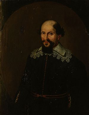 Jacques Specx - Jacques Specx in 1650