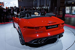 Jaguar F type - Mondial de l'Automobile de Paris 2012 - 008.jpg
