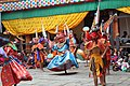 Jakar tshechu, Ging Tsholing Cham (15844504202).jpg