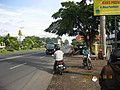 Jalan Raya Sukorejo-Pandaan, in front of Ikan Bakar Cianjur, at Pandaan - panoramio.jpg