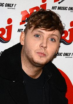 James Arthur NRJ 2014.jpg