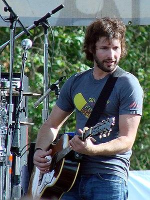 James Blunt - Blunt at a concert in Golden Gate Park in San Francisco, 2007