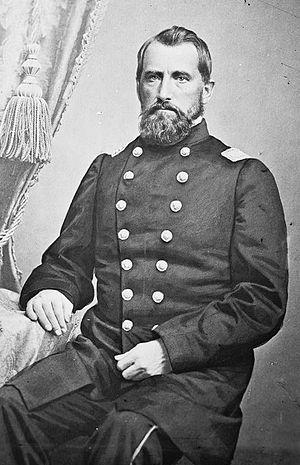 James M. Tuttle - Gen. James M. Tuttle
