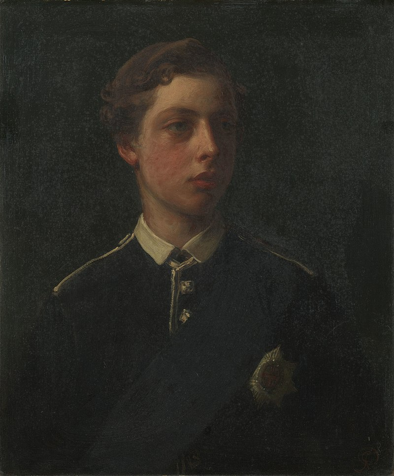 James Sant (1820-1916) - Prince Leopold (1853-1884) - RCIN 404258 - Royal Collection.jpg
