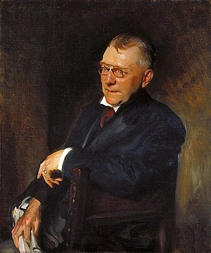 James Whitcomb Riley - James Whitcomb Riley, John Singer Sargent, 1903