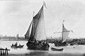 Jan Josefsz van Goyen - The Ferry to Leiden - KMS1735 - Statens Museum for Kunst.jpg
