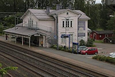 Järnvägsstationen i Janakkala