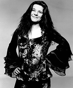 Janis Joplin 1970-ben