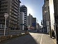 Japan National Route 202 near Befu Station 3.jpg